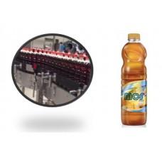Linea produzione Acqua e Bibite ASETTICA per bottiglie PET 23.000/H