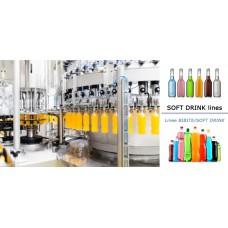 linee complete imbottigliamento bibite e soft drink