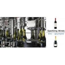 Linee complete di imbottigliamento vini spumanti