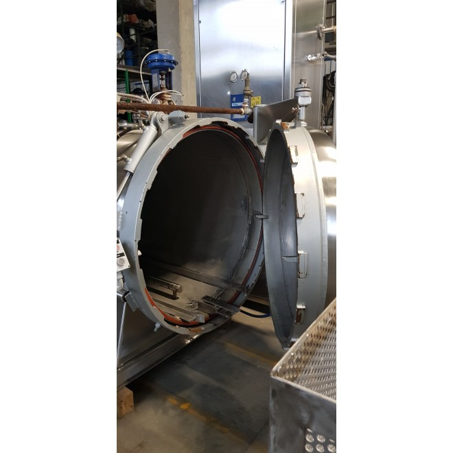 AUTOCLAVE GHIZZONI MAT.2284.90