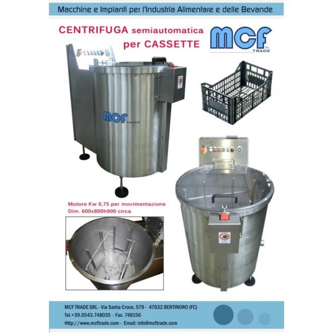 CENTRIFUGA MCF MATR.1150303 COD.11B020A