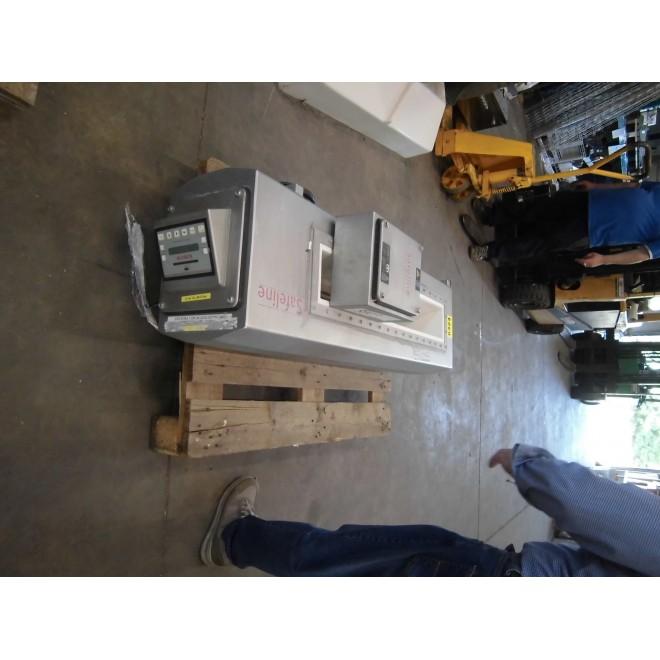 METALDETECTOR 900X125 SAFELINE